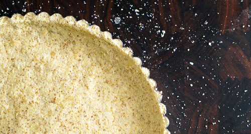Almond Coconut Tart Crust Recipe