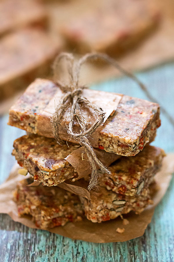 grain free breakfast granola bars