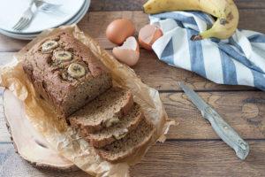 Rye Banana Bread