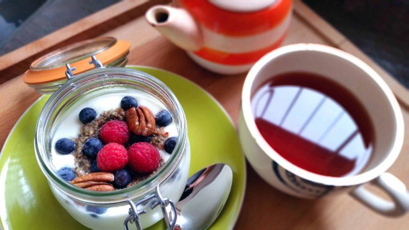 how to make homemade probiotic yogurt