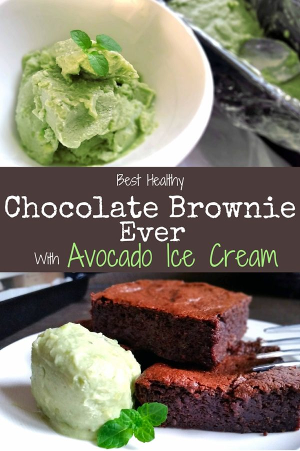 Best Healthy Chocolate Brownie
