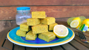 Gluten Free Lemon Almond Cake