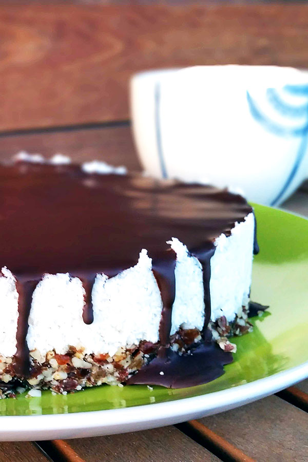 Raw Vegan Chocolate Cake Calories