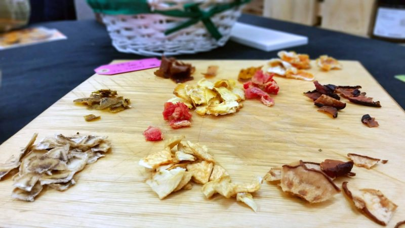 dehydrated fruits from LoveFUD