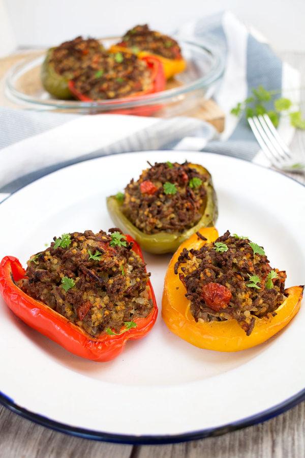 stuffed peppers portrait