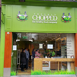 Chopped Salad Bar Dublin