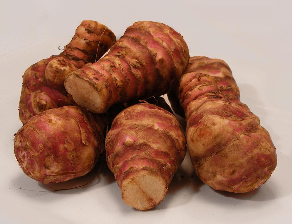 Healthy Jerusalem Artichoke Crisps - The Healthy Tart
