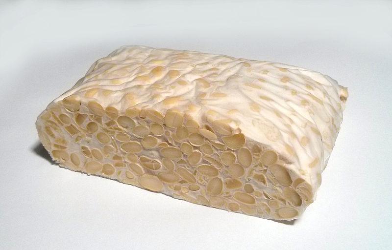 raw tempeh