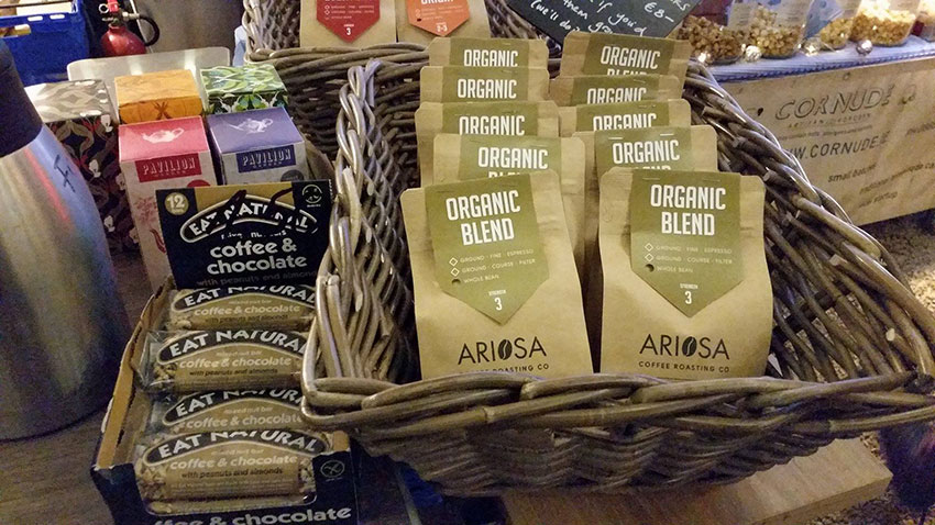 Ariosa Artisan Coffee