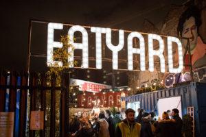 Eatyard food market Dublin