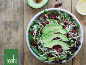 Freshii Competition Market Salad