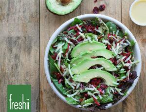 Freshii Competition Market Salad