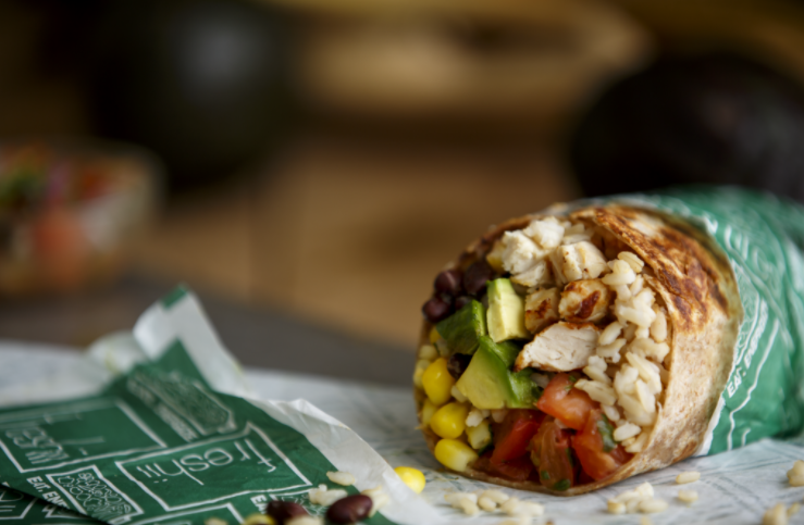 smokehouse burrito