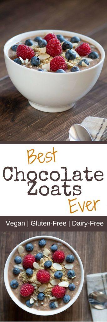 Best Chocolate Zoats Recipe Ever