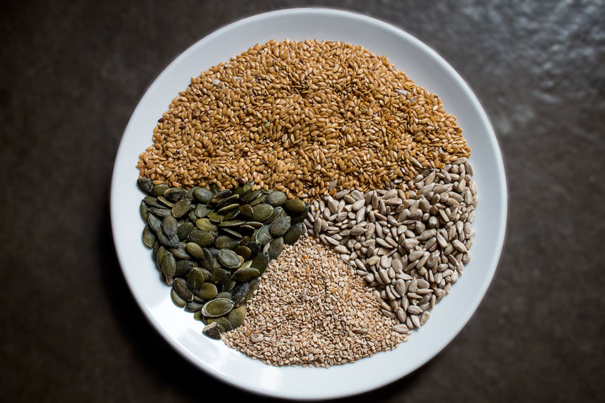 How To Make Your Own Omega 3 Seed Mix The Healthy Tart