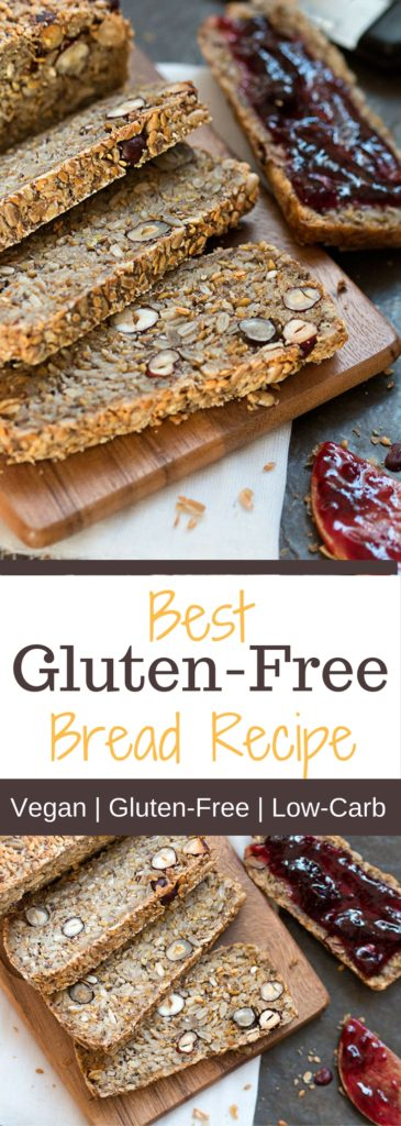 Best gluten-free bread recipe