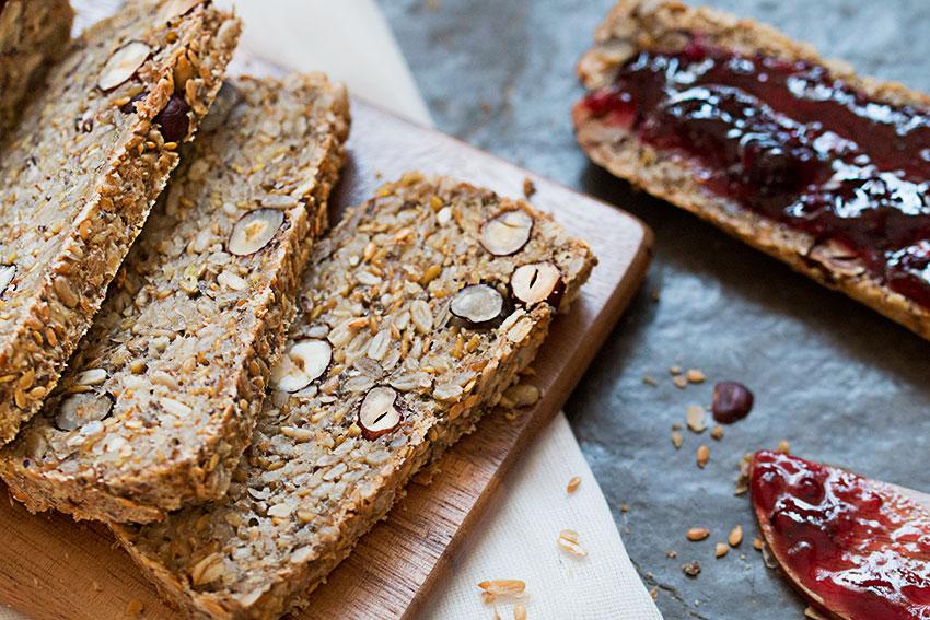 Best GlutenFree Bread Recipe The Healthy Tart