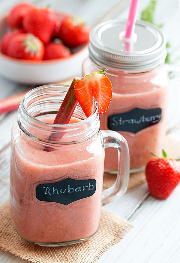 is rhubarb a fruit or vegetable easy fruit smoothie recipes