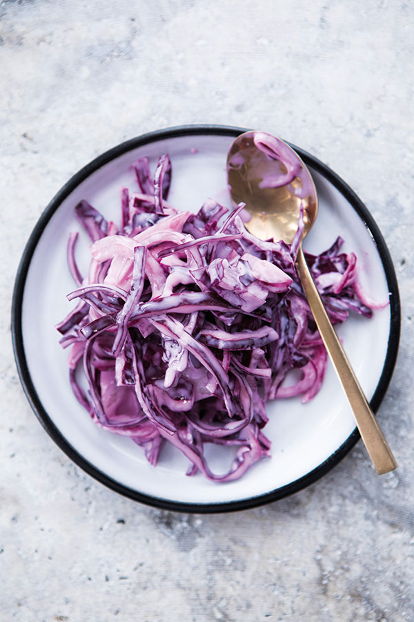 Fakeaway: Healthy Slaw by Chef Adrian