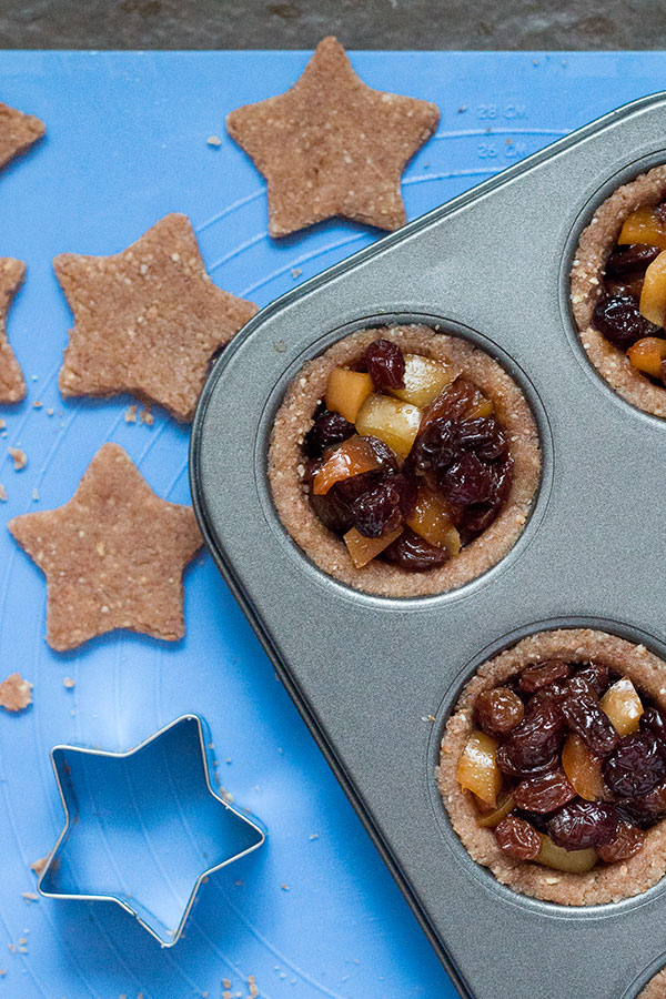 How To Make Healthy Vegan Mince Pies