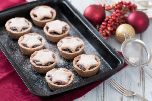 Healthy Vegan Mince Pies