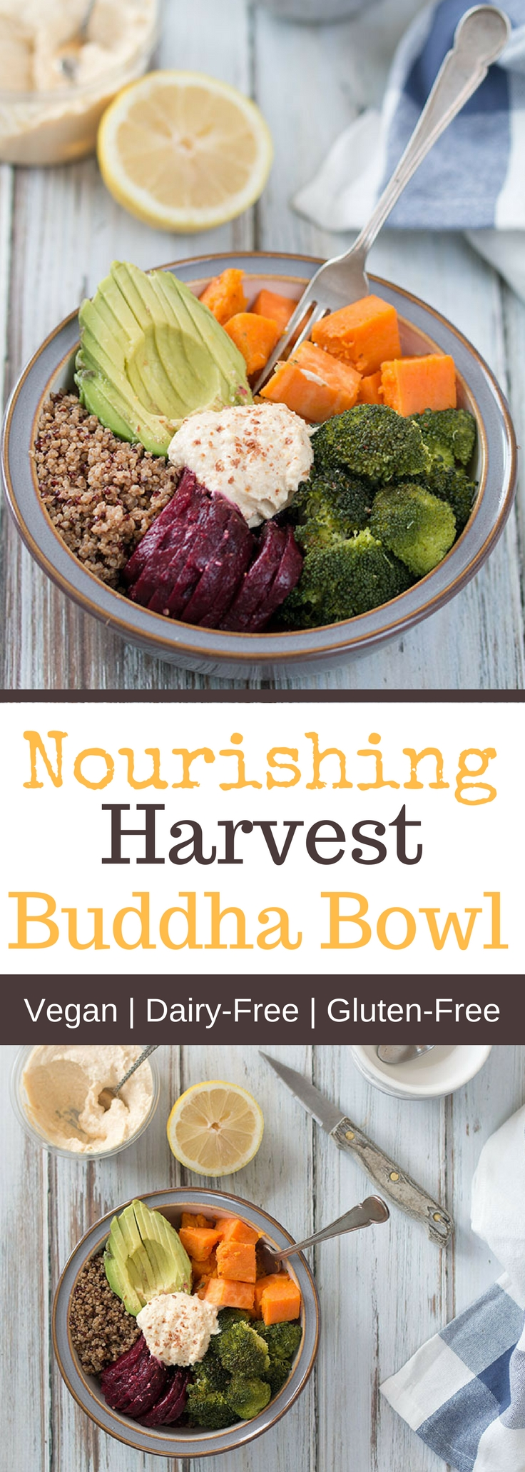 Nourishing Harvest Buddha Bowl