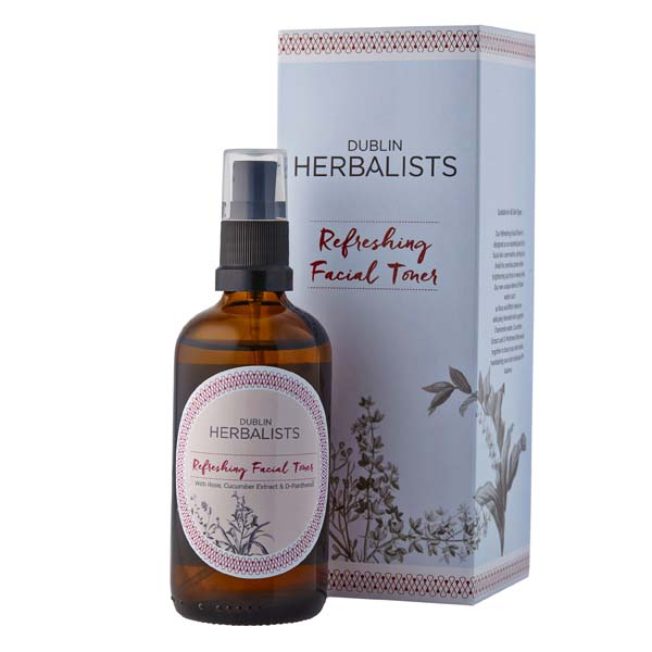 Dublin Herbalist Refreshing Facial Toner