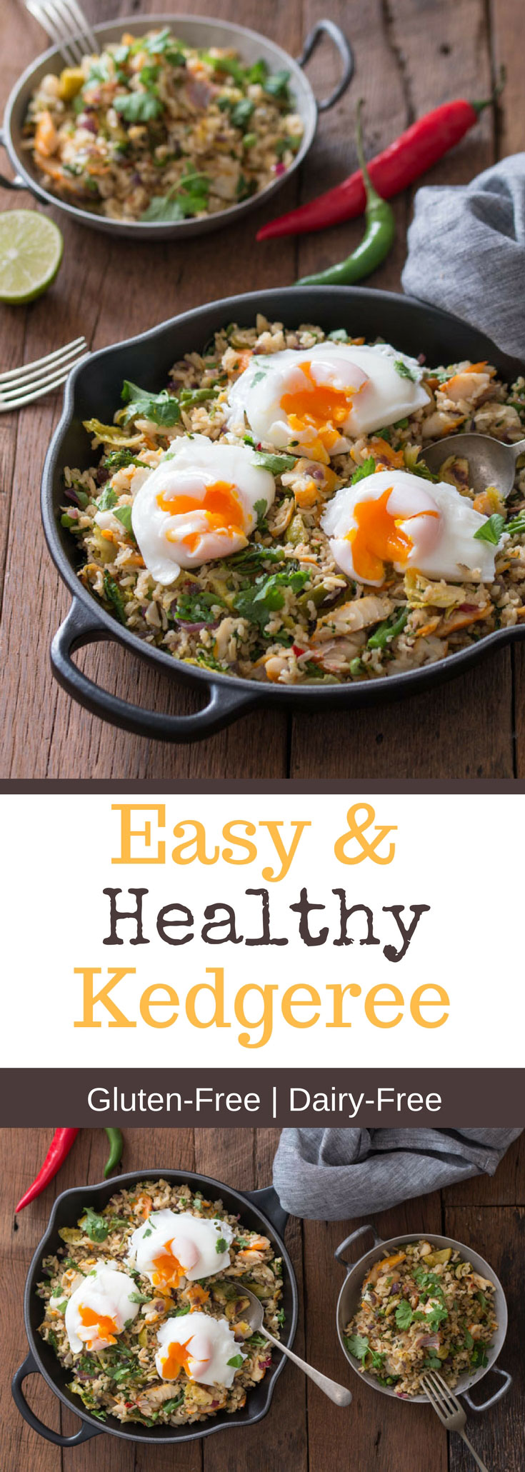 Easy & Healthy Kedgeree Recipe