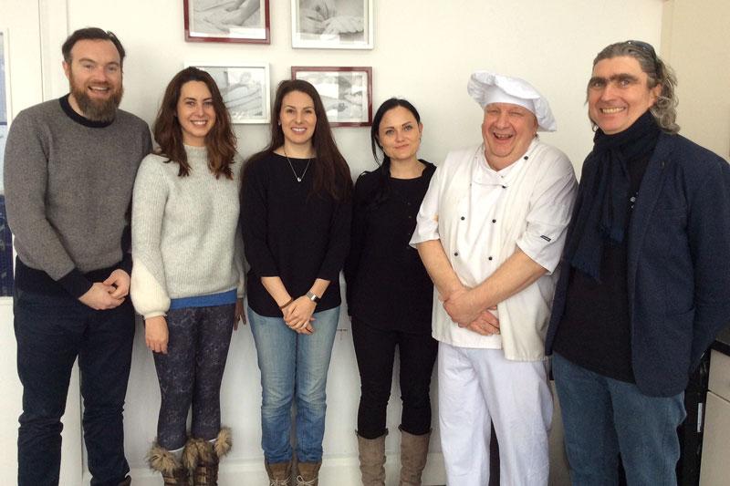 Bretzel Bakery Class