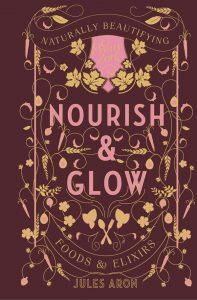 Nourish & Glow Book Cover