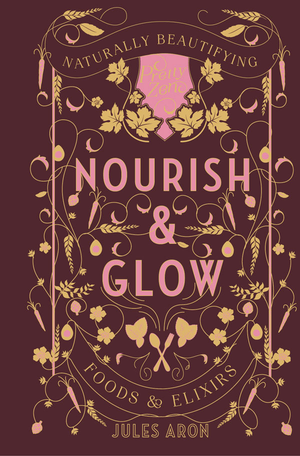 Nourish & Glow Book Cover