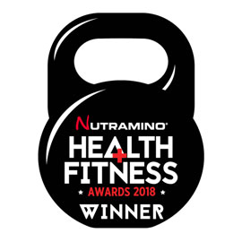 Health & Fitness Blogger of the Year Award 2018