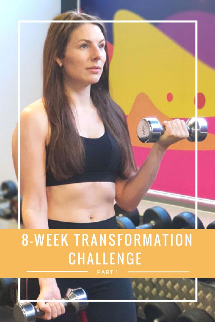 8-Week Transformation challenge