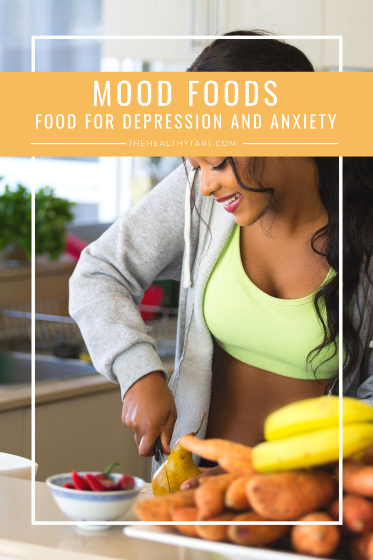Mood-Foods-Food For Depression And Anxiety