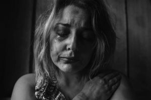 Depression Woman Crying
