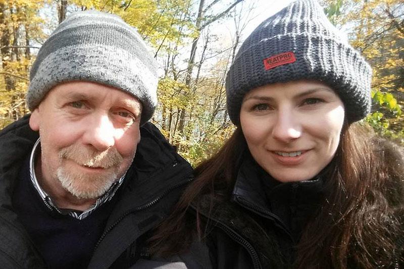 Robbie and Eva