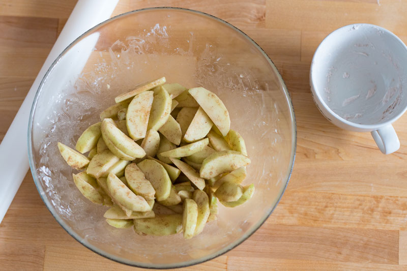 Healthy Apple Pie Filling