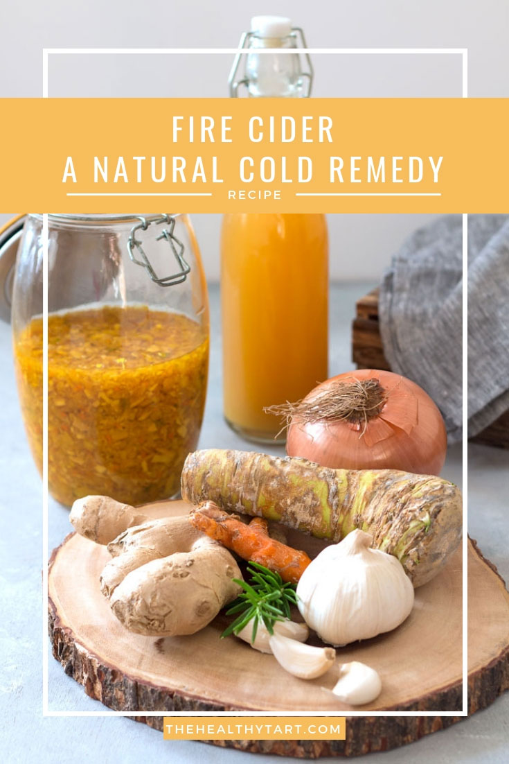 Fire Cider A Natural Home Remedy For Cough And Colds