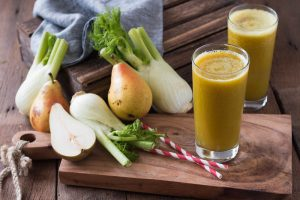 Healthy Fennel and Pear Smoothie