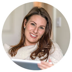 Eva Burg-The Healthy Tart