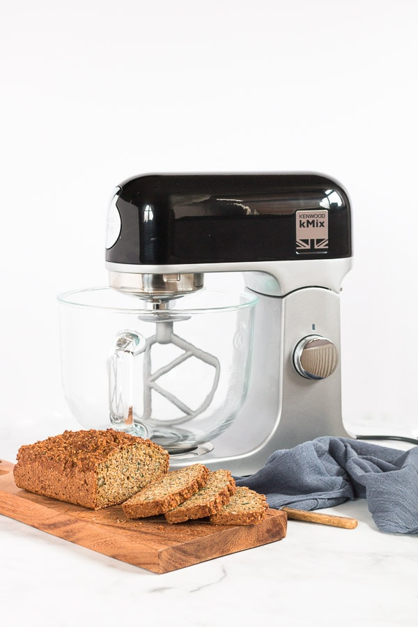 Multi seeded wholemeal soda bread